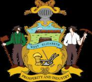 West Elizabeth Coat of Arms-0