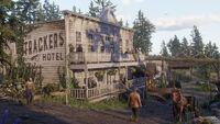 Strawberry screenshot 2 - Red Dead Redemption 2