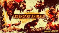Legendary animals The Naturalist