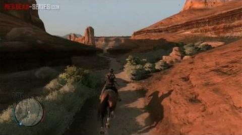 Landon Ricketts Rides Again (Gold Medal) - Mission 31 - Red Dead Redemption