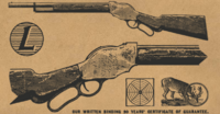 REPEATING SHOTGUN RDR2 Wheeler Rawson and Co