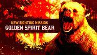 Legendary Golden Spirit Bear rdo promo