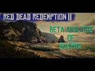 RDR2 - Guarma -Beta Analysis-