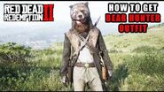 Red Dead Redemption 2 - How To Get Bear Hunter Outfit Location Guide!