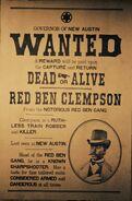 RedBenClempsonWantedPoster
