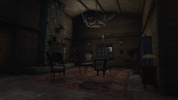 RDR Beecher's Hope Safehouse Living Room