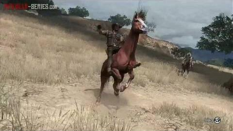 Wild Horses, Tamed Passions (Gold Medal) - Mission 6 - Red Dead Redemption