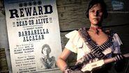 Red Dead Online Legendary Bounty -1 - Barbarella Alcazar (5-Star Difficulty - Solo)