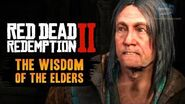 Red Dead Redemption 2 Stranger Mission - The Wisdom of the Elders