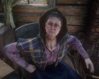 Momma Watson rdr2