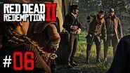 Red Dead Redemption 2 PC Walkthrough Mission 6 Eastward Bound (ENG-ITA)