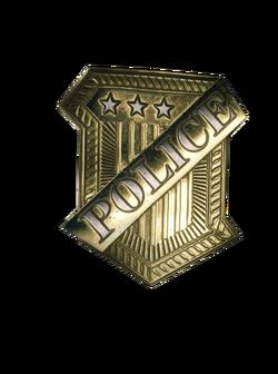Saint Denis police badge.png