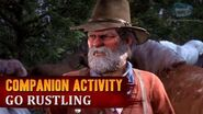 Red Dead Redemption 2 - Companion Activity 14 - Rustling (Uncle)