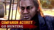 Red Dead Redemption 2 - Companion Activity 2 - Hunting (Charles)