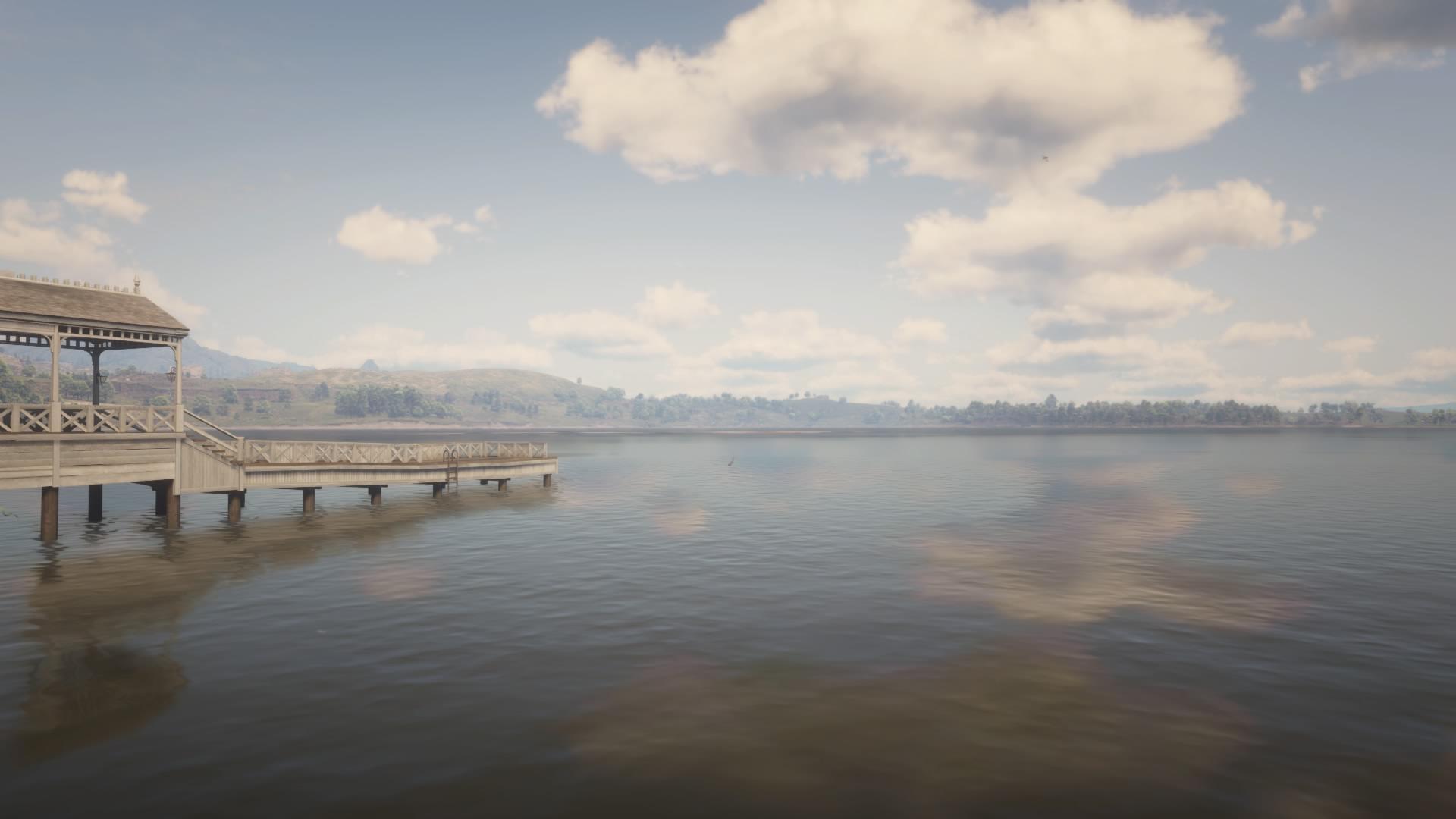 Flat Iron Lake