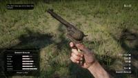 Granger's Revolver-Red Dead Redemption II (In-game)