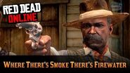 Red Dead Online Moonshiners Mission 2 - Where There's Smoke There's Firewater (Ruthless - Solo)