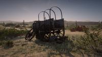 Cholla Springs wagon