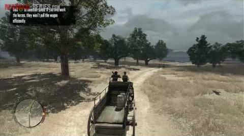 This Is Armadillo, USA (Gold Medal) - Mission 4 - Red Dead Redemption