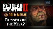 RDR2 PC - Mission 18 - Blessed are the Meek? Replay & Gold Medal