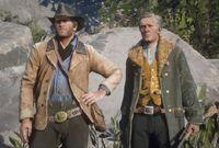 Arthur and Hosea