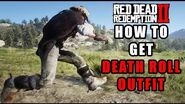 Red Dead Redemption 2 - How To Get Death Roll Outfit! Location Guide