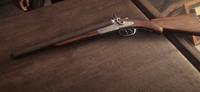 Double-Barreled Shotgun - Red Dead 2