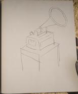 RDR2 POI 30 Phonograph J