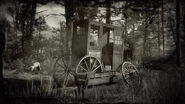 Abandoned Mail Wagon in Cumberland Forest loading screen
