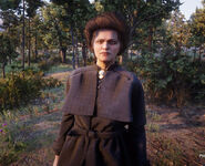 Mrs.Fellowes unused character rdr2