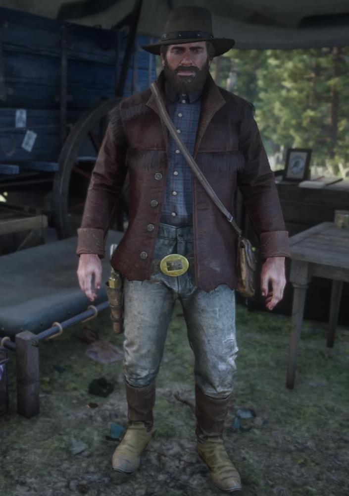 Pursuer Outfit