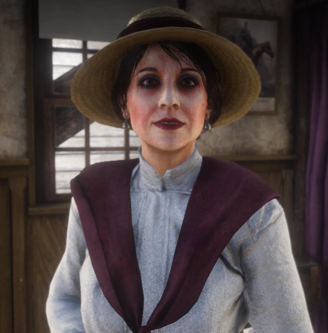 Moira Calthorpe