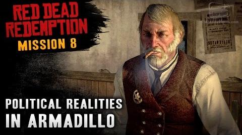 Red Dead Redemption - Mission 8 - Political Realities in Armadillo (Xbox One)