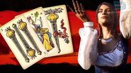 Red Dead Online - All Suit of Wands Tarot Cards Locations Madam Nazar Collection
