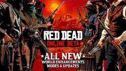 Red Dead Online Beta Update