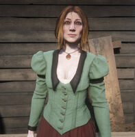 Lilly Millet rdr2