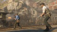 Annesburg screenshot - Red Dead Redemption 2