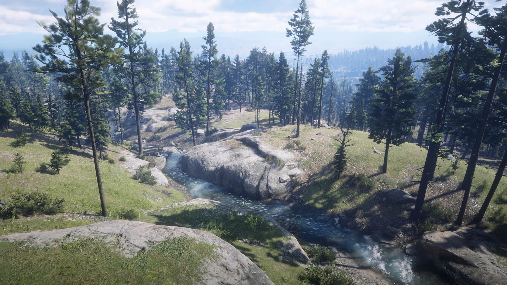 Hawks Eye Creek