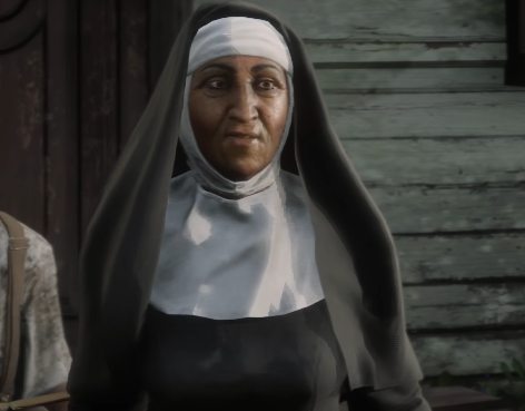 Mother Superior Calderón