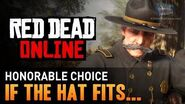 Red Dead Online - Mission 3 - If the Hat Fits..