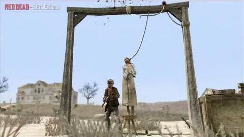 Hanging Bonnie MacFarlane (Gold Medal) - Mission 13 - Red Dead Redemption