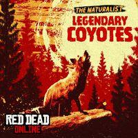 RDO The Naturalist Legendary Coyotes Promo