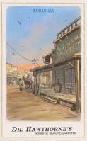 Armadillo Card
