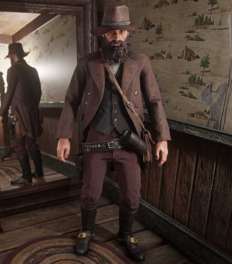 Clairmont Outfit