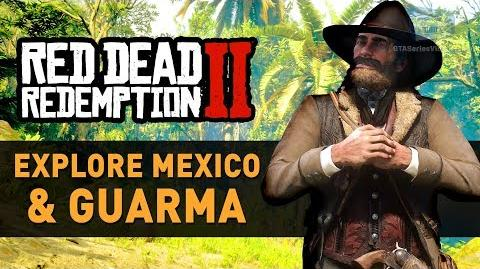 How to Reach Mexico & Guarma in Red Dead Redemption 2 (after Patch 1
