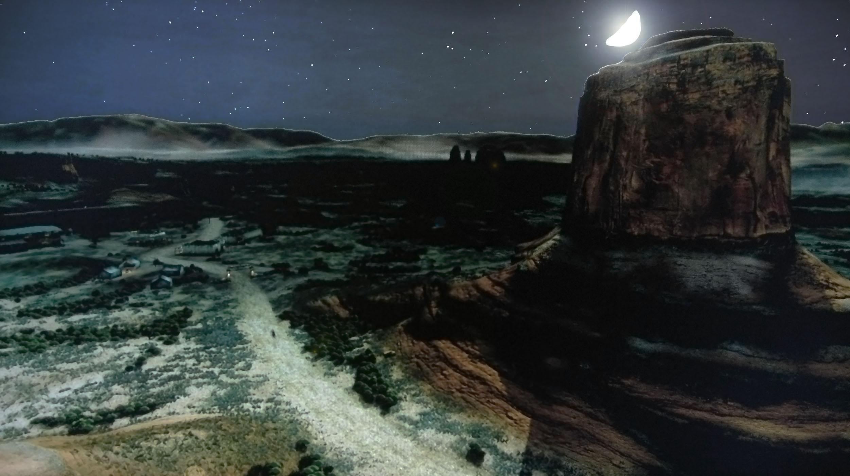 Mesa de la Luna