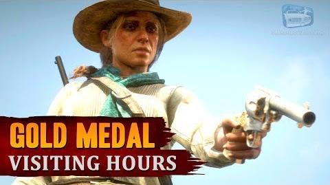 Red Dead Redemption 2 - Mission 71 - Visiting Hours Gold Medal