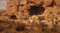 Cueva Seca gang hideout in Red Dead Online