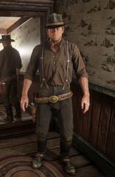 Collar Overshirt