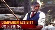 Red Dead Redemption 2 - Companion Activity 8 - Fishing (Javier)